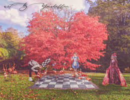 Red Queen's Chess