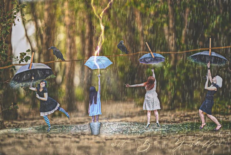 Take an Umbrella