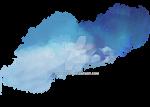 Soft Cloud PNG Stock