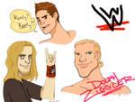 WWE wrasslors