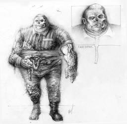 Cadaver Concept