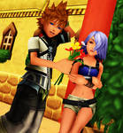 MMD KH - These Are For You - VenFuu