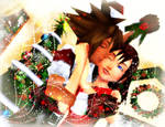 MMDKH~Mistletoe Kisses~ SoKai ~ REQUEST 1/1
