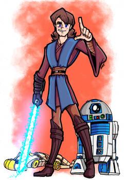 Anakin Skywalker (New Style)