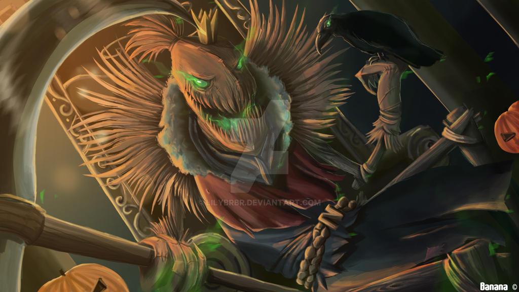 King fiddlestick N by lilybrbr