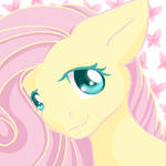 Kindness - Fluttershy by TokoKami