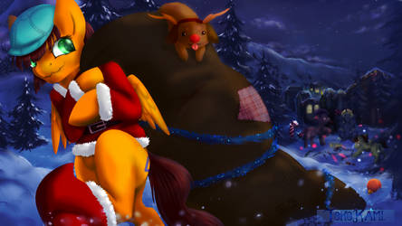 How the Grinch stole Christmas by TokoKami