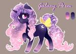 Galaxy Poem - Contest Entry