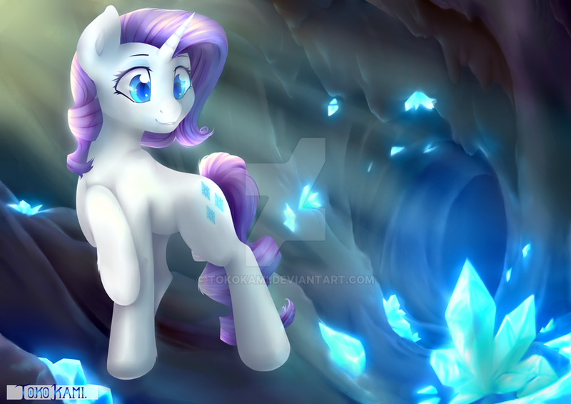 wandering_off_the_paths___rarity_by_toko