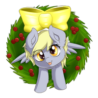 Derpy Chibi - Dec 8th by TokoKami