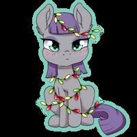 Maud Pie Chibi - Dec 11th by TokoKami