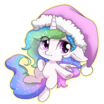 Celestia Chibi - Dec 18th