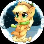 Applejack Chibi - Dec 21th