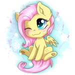 Fluttershy Chibi - Dec 22th