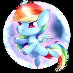 Rainbowdash Chibi - Dec 23th