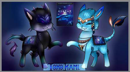 AVATAR BoFi-Fox Raffle + Adopt [CLOSED] by TokoKami
