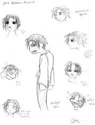 Spaz doodles