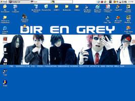 Dir en Grey desktop