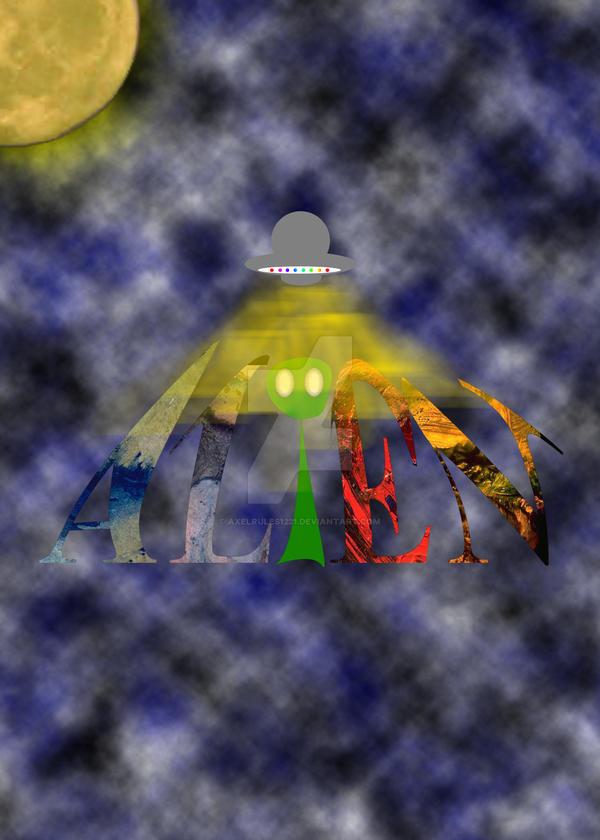 Alien by axelrules1231