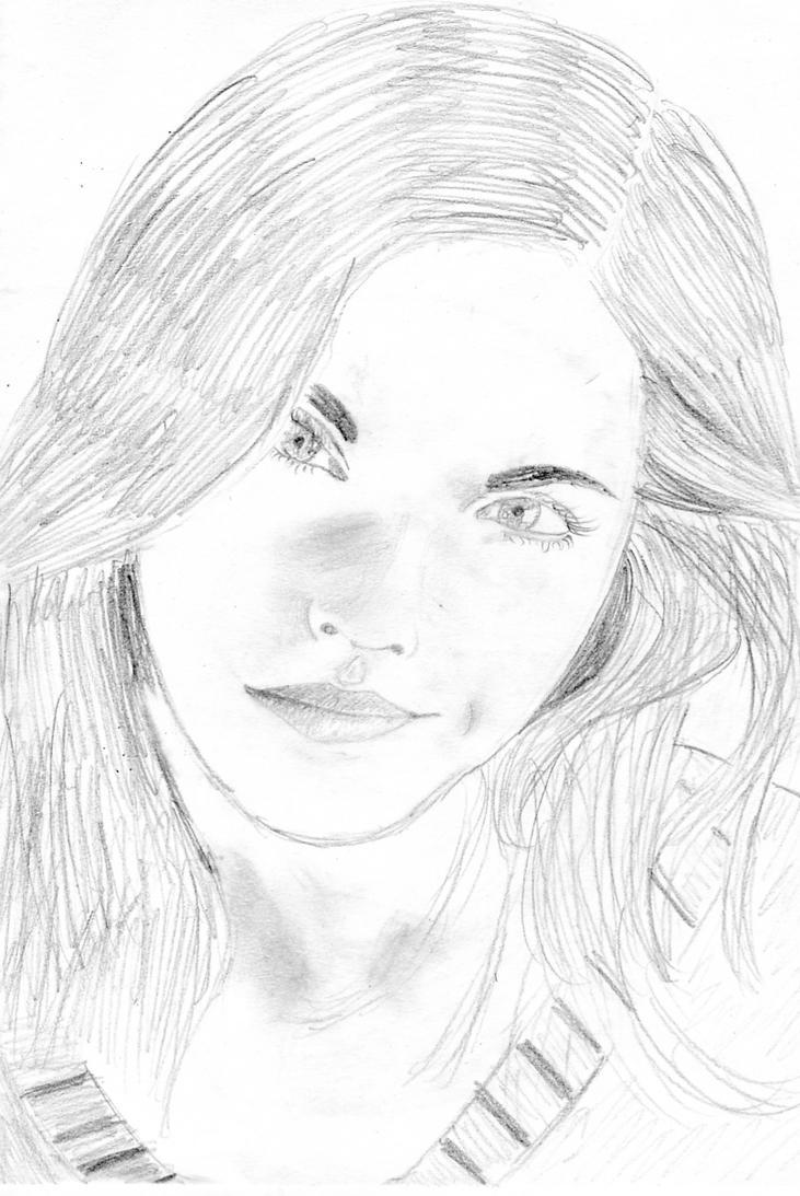 Emma Watson by misslysiak