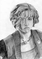 Claudia Donovan by misslysiak