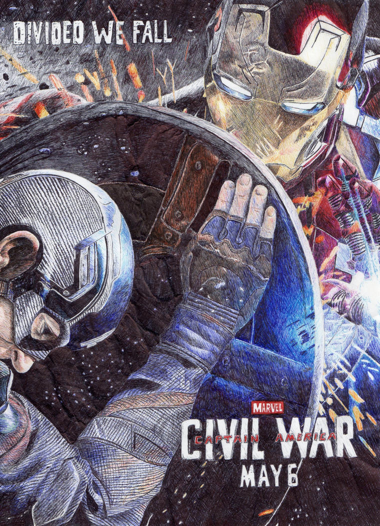 Civil War by misslysiak