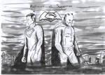 Batman vs. Superman: Dawn of Justice - Comic Style by misslysiak