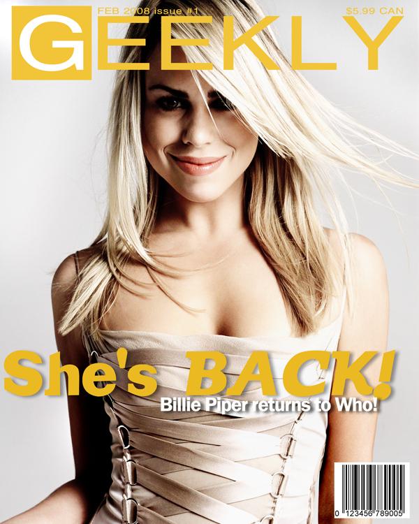 Geekly Magazine by zombietragedy