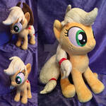 Applejack plush for Acrinn45