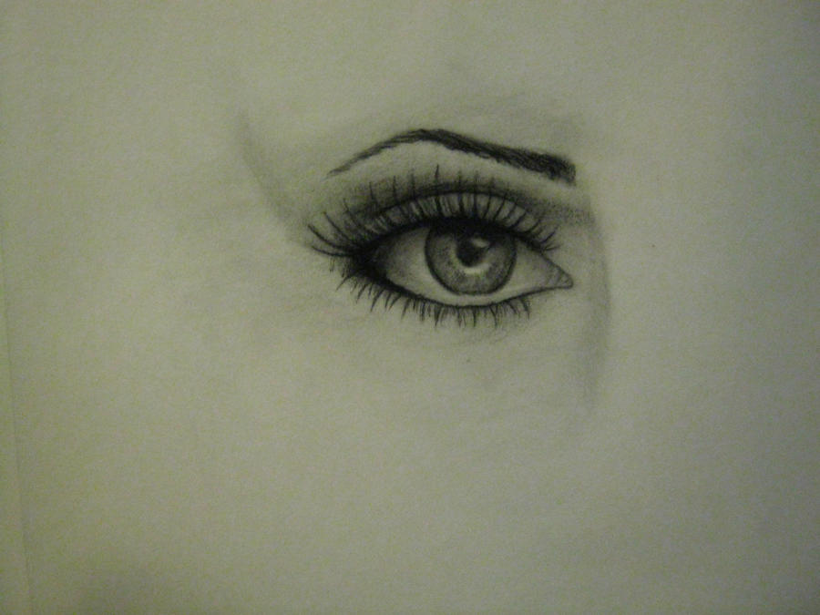 How to Draw a Realistic Eye Crying Realistic Eye Drawing