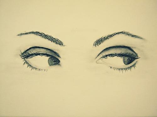 pair of eyes by jessiesart3 on deviantart