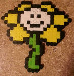 Flowey by JokerinaQuinn