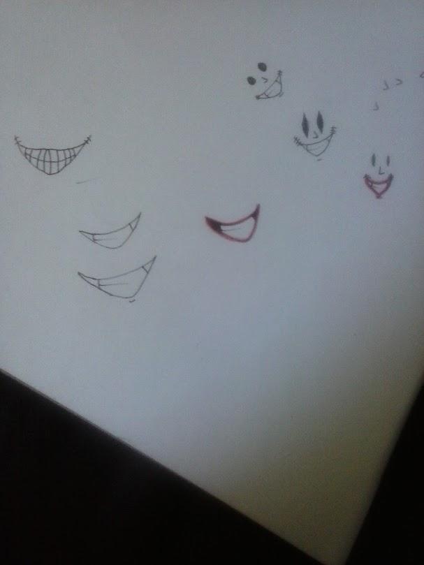 Smiles by JokerinaQuinn
