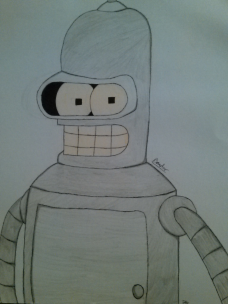 Bender by JokerinaQuinn