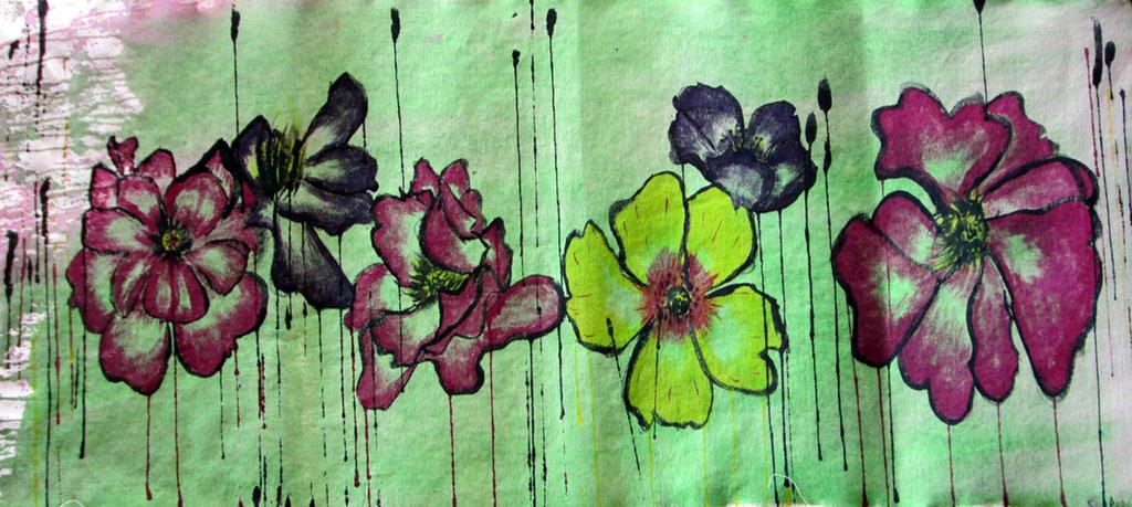 Rose Banner by HalfwayParanoid