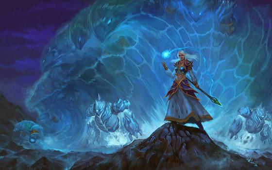 the wrath of Jaina