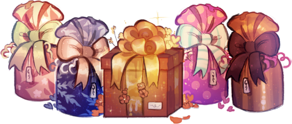 Tons Of Gifts! by Browbird