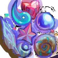 Kitbull Crystals by Browbird