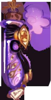 Glamourous Eye potion by Browbird