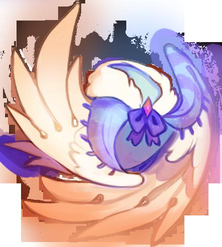 Angelic Cloak of Wings by Browbird