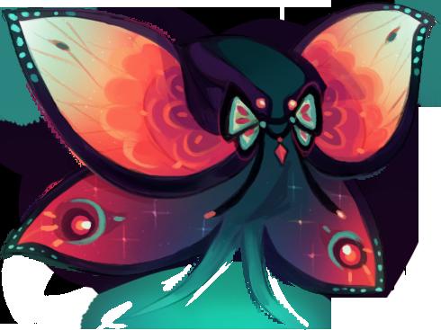 Butterfly Cloak Of Wings by Browbird