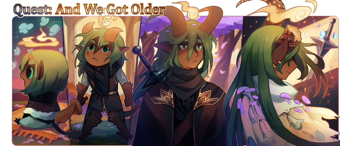 And We Got Older Banner by Browbird