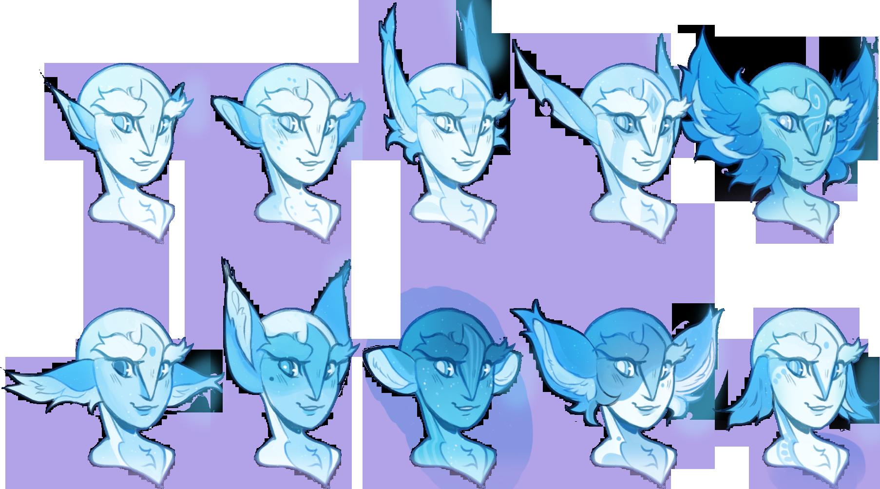 Standard Ears by Browbird