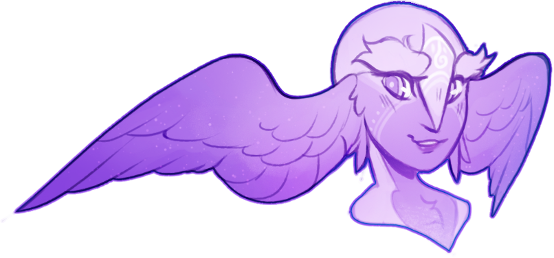 Large Wing Ears by Browbird