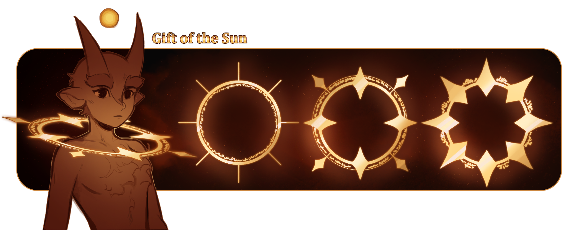 Gift Of The Sun by Browbird