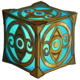 Luminahedra by Browbird