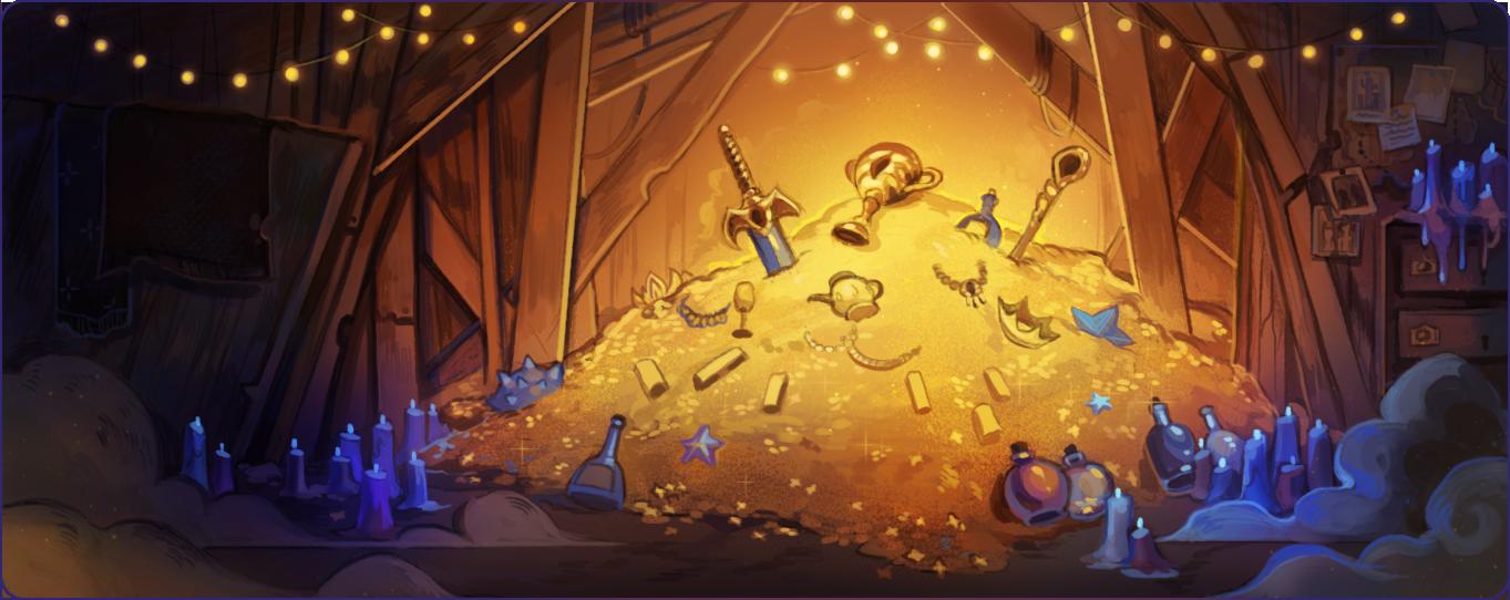 Thief's Treasure by Browbird