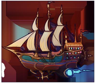 Ship by Browbird