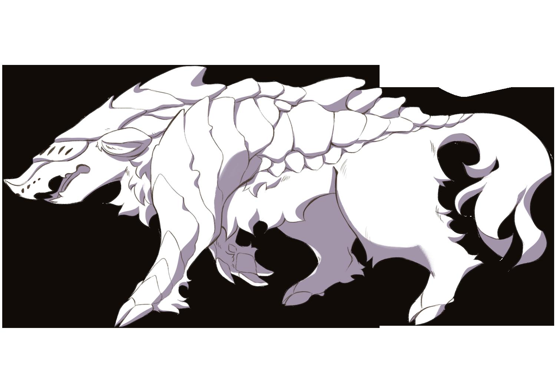Serblint Pup Base by Browbird