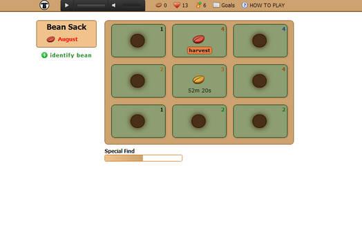 Bean Grower User Interface